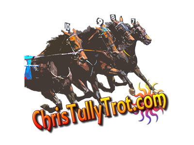 Chris Tully Trot logo