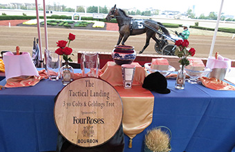 Four Roses promotional items