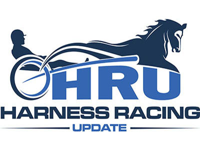 HRU Harness Racing Update logo