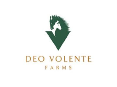 Deo Volente Farms logo