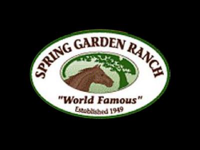 Spring Garden Ranch logo